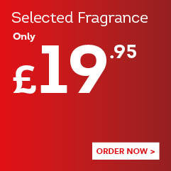 Fragrances from £19.95