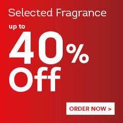 Up to 40% off Fragrance