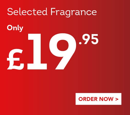 Selected Fragrance £19.95